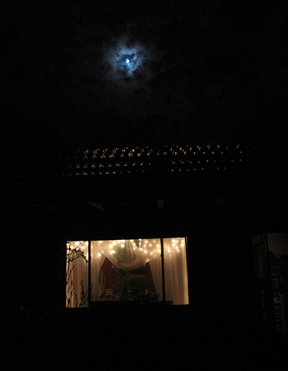 moon and window 72
